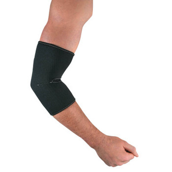 Ergodyne ProFlex 650 Neoprene Elbow Sleeve, Large, Black (6 CA/EA)
