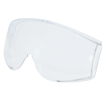 Honeywell Stealth Replacement Lenses with HydroShield Anti-Fog/Anti-Scratch Coating, Clear (10 PK/EA)