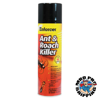 Zep Inc. Ant and Roach Killer, 16 oz Aerosol Can (12 CA/EA)