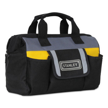 Stanley Products Technician Tool Bags, 1 Compartment, 9.9 in x 5.1 in (1 EA/EA)