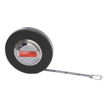 Apex Tool Group Anchor Measuring Tapes, 3/8 in x 50 ft, 1/10 in (1 EA/KIT)