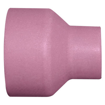 Best Welds Alumina Nozzle TIG Cups, 1/2 in, Size 8, Large Gas Lens, 2 3/4 in (10 EA/KT)