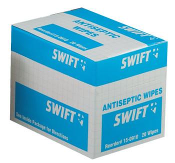 Honeywell Antiseptic Wipes, Box (1 BX/EA)