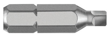 """Stanley Products #2 Square Recess Insert Bit 1"""" OAL 2 Pc. (5 CT/EA)"""