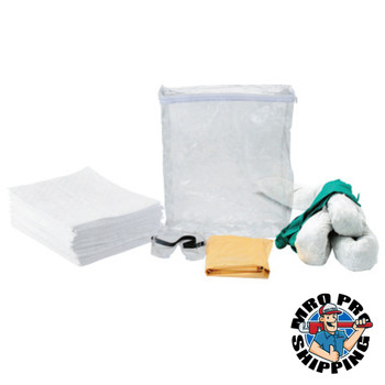 Anchor Products Oil Only Trucker Kit, 10 gal (1 EA/BOX)