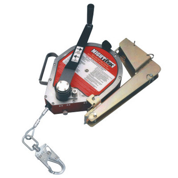 Honeywell Confined Space and Rescue Systems, 50 ft, ManHandler Hoist System (1 EA/EA)