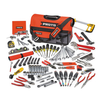 Stanley Products 105 Pc HVAC Basic Tool Sets (1 ST/BOX)