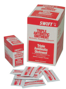 Honeywell Triple Antibiotic Ointments, 1 g, Case (1 BX/EA)
