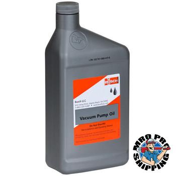 Busch VSL068 Vacuum Pump Oil, 1 qt., (1 BTL/EA)