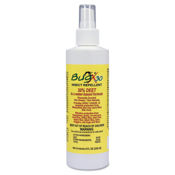 First Aid Only BugX Insect Repellent Sprays, 8 oz Bottle (12 CA/EA)