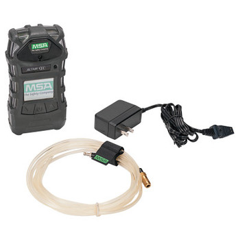 MSA Altair 5X Multigas Detector, Catalytic(LEL);Echem(O2, CO, H2S), Color Industrial (1 EA/BOX)