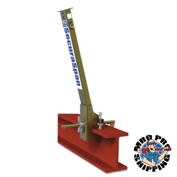 Capital Safety SecuraSpan I-Beam HLL Stanchions with Bases, Stanchion (1 EA/BOX)