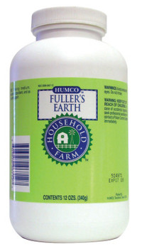 Humco Fullers Earth Powder, 12 oz Jar (1 EA/BOX)