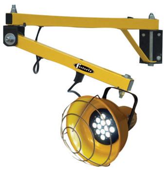 TPI Corp. 12 WATT LED DOCK LIGHT W40' ARM LENGTH (1 EA/BOX)