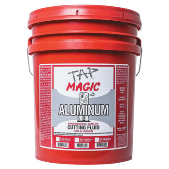 Tap Magic Aluminum, 5 gal, Can (5 PAL/BOX)