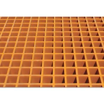 Justrite Floor Grating, 54 in X 54 in (1 EA/BOX)