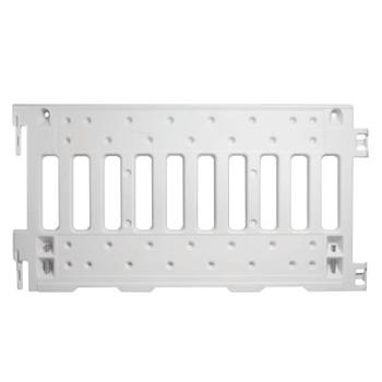 "TrafFix Devices, Inc. ADA Barricade Wall, White, 72""L x 38""Hl, No Sheeting (1 EA/BX)"