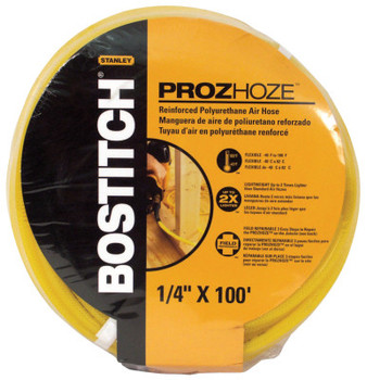 Bostitch ProzHoze Airline Hoses, 1/4 in x 50 ft (1 EA/BOX)