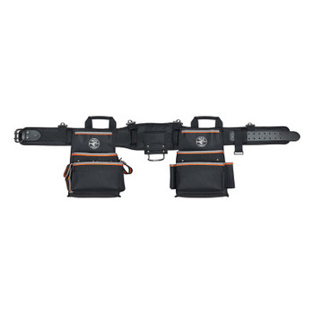 Klein Tools Tradesman Pro Tool Belts, For 35 in - 39 in Waist (1 EA/BOX)