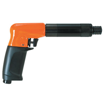 Apex Tool Group Clecomatic Clutch Pistol Grip Screwdriver,P Handle, Push/Trigger Start, 1100rpm (1 EA/EA)