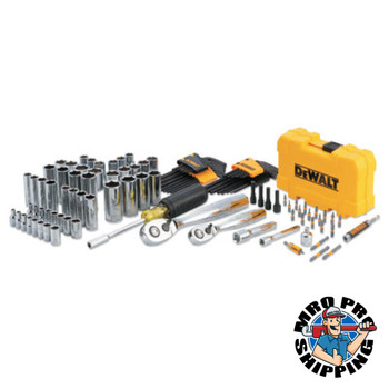 DeWalt Mechanics Tool Set, 108-Piece (1 EA/EA)