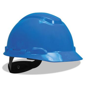 3M Ratchet Hard Hats, Ratchet, Cap, Blue (20 CA/EA)
