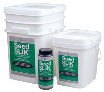 Precision Brand Seed SLIK Graphite Dry Powder Lubricants, 16 oz Bottle (1 EA/EA)
