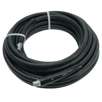 "Continental ContiTech Neptune 3000 Pressure Washer Hose, 3/8"" In Dia, 3/4"" Out Dia, 100 ft, Blue (1 EA/EA)"