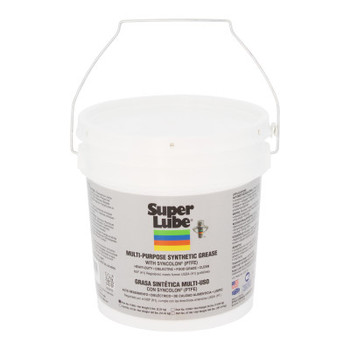 Super Lube Grease Lubricants, 5 lb, Tub (1 CAN/EA)