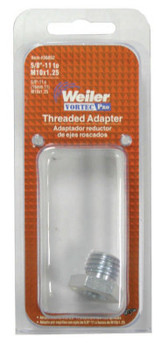 Weiler VP ADAPTER 5/8-11 - M10X1.25 (1 EA/EA)