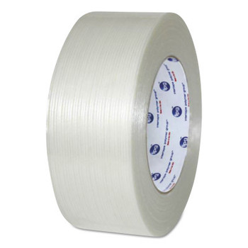 Intertape Polymer Group RG300 Utility Grade Filament Tape, 3/8 in x 60 yd, 100 lb/in Strength (96 CA/PK)