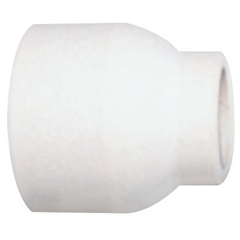 Best Welds Alumina Nozzle TIG Cups, 1/2 in, Size 8, For Torch 17; 18; 26, Medium Gas Lens (10 EA/EA)