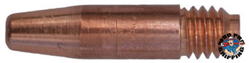 Best Welds MIG Contact Tip, 0.035 in, Heavy-Duty Tapered (25 EA/EA)