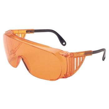 Honeywell Ultra-spec 2000 Eyewear, SCT-Orange Lens, Uvextreme AF, Clear Frame (1 EA/EA)