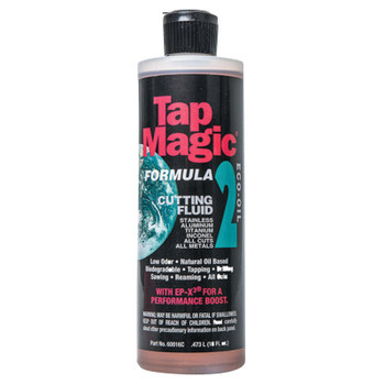 Tap Magic Eco-Oil Food Grade Cutting Fluid, 16 oz, Spout-Top Bottle (12 CS/BG)