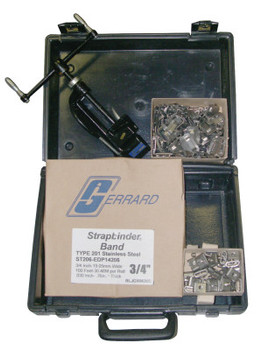 Strapbinder 14277 STRAPBINDER BAND AND BUCKLE KIT (1 KIT/BOX)