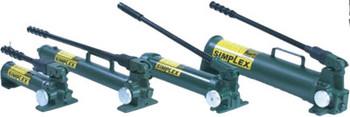 Simplex Heavy Duty Hand Pumps, 230 cu in Useable Oil Cap. Max (1 EA/RL)