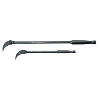 Apex Tool Group 2 Piece Pry Bar Sets, 8 in; 16 in, 2 per set (1 ST/BX)