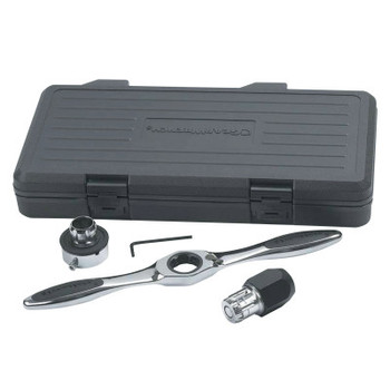 Apex Tool Group 4 Piece Ratcheting Tap and Die Drive Tools, 9/16 in - 3/4 in Tap Size (1 ST/BOX)