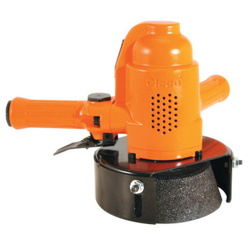 "Apex Tool Group 4060 Series Vertical Grinder, 5/8"" - 11 Spindle Thread, 6"" Dia., 6,000 RPM (1 EA/BX)"