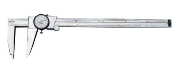 """L.S. Starrett 120B-12 12"""" WHT DIAL LON (1 EA/BX)"""