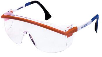 Honeywell Astrospec 3000 Replacement Lenses, Gray, Ultra-dura Hard Coat (10 EA/EA)