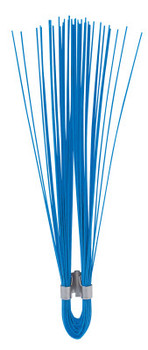Presco Marking Whiskers, 6 in Height, Blue (1000 BOX/EA)