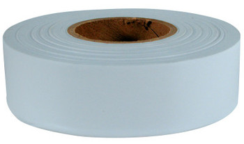 Intertape Polymer Group Flagging Ribbon, White (144 CA/EA)