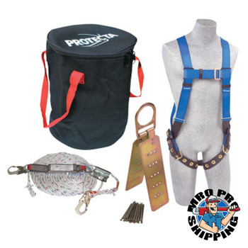 Capital Safety Compliance in a Can Roofer's Fall Protection Kits, Hook, O-Ring (1 EA/EA)