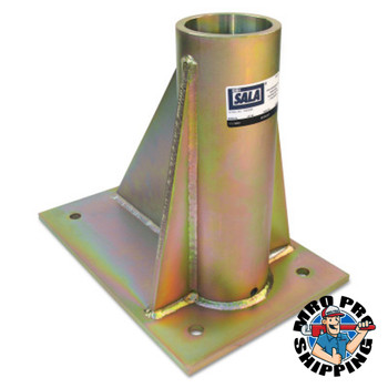 Capital Safety SecuraSpan Fasten-in-Place HLL Bolt-on Floor Bases, Bolt-On Base (1 EA/EA)