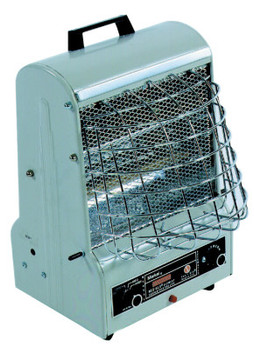 TPI Corp. Portable Electric Heaters, 120 V (1 EA/EA)