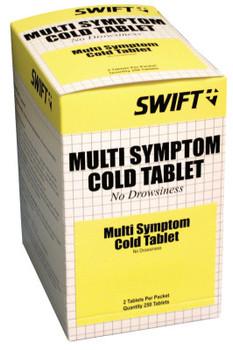 Honeywell Multi Symptom Cold Tablets (1 PK/BX)