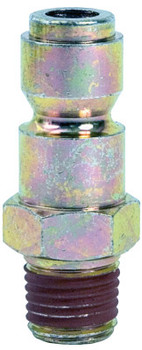 Bostitch Automotive Series Plugs, 1/4 in (NPT) M (4 CA/BX)
