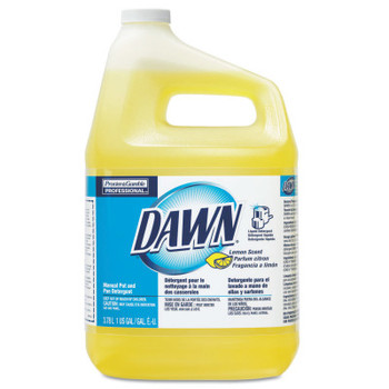 Procter & Gamble Dawn Manual Pot & Pan Dish Detergent, 1 gal Bottle (4 CA/EA)